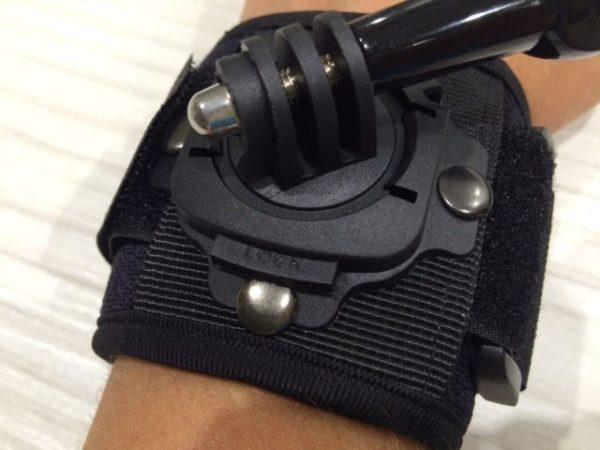 Крепления на руку поворотное 360°