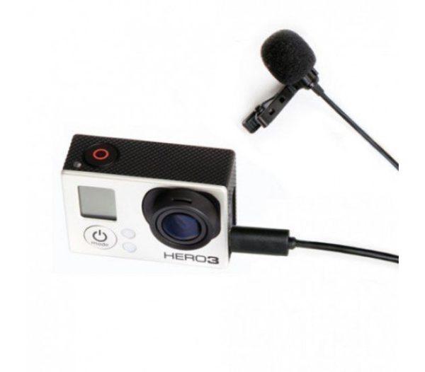 Микрофон для Gopro 3 3+ 4 mic Gopro Hero