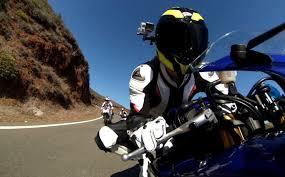 Мотоцикл - крепление Gopro